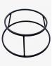 Чугунная костровая чаша D800 на подставке Очаг для костра купить