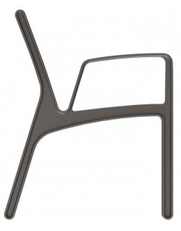 Боковины чугунные СМ-01п (комплект 2 шт.) для уличной парковой скамейки
