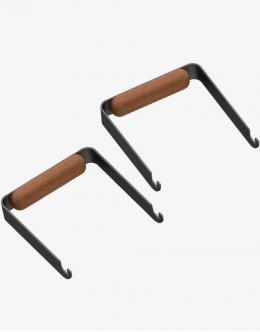 Ручки для решеток-гриль РГ-01, РГ-03, комплект 2 шт.