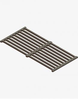 Решетка-гриль РГ 160 × 390 мм