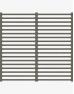 Решетка-гриль РГ 360 × 390 мм